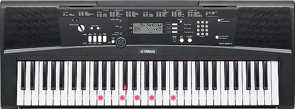 Yamaha EZ220MM EZ Series 61-Key Portable Keyboard