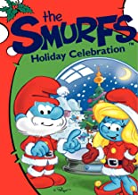 smurfs holiday celebration dvd