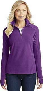 Autoridad Portuaria – Ladies Microfleece 1/2-Zip Pullover