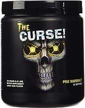 Cobra Labs The Curse Advanced Pre-Workout 50 Servings Lemon Rush 250g