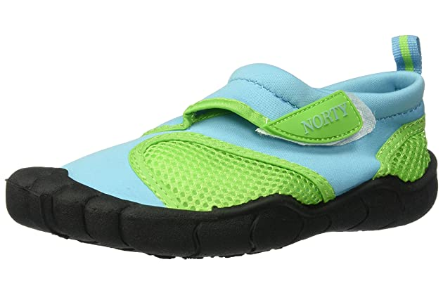 ad2d4ff02 Boys' NORTY Little Kids and Toddler Water Shoes for Boys and Girls  Childrens 5 Toe Style Water Sports Accessories