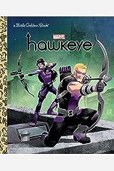 Hawkeye Little Golden Book (Marvel: Hawkeye) Kindle Edition