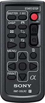 Sony Wireless Remote for Alpha