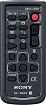 Best Sony RMTDSLR2 Wireless Remote for Alpha & NEX, (Black) Reviews