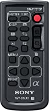 Sony RMTDSLR2  Wireless Remote for Alpha & NEX,  (Black)