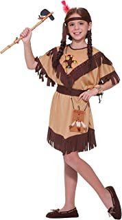 Forum Novelties Native American Princess Costume, Child's Medium