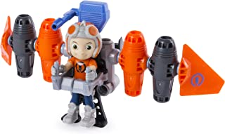 Rusty Rivets – Jet Pack Building Set with Rusty Figure, for Ages 3 and Up