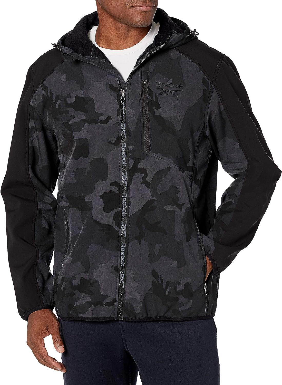 Reebok Men's Soft Woven Jacket