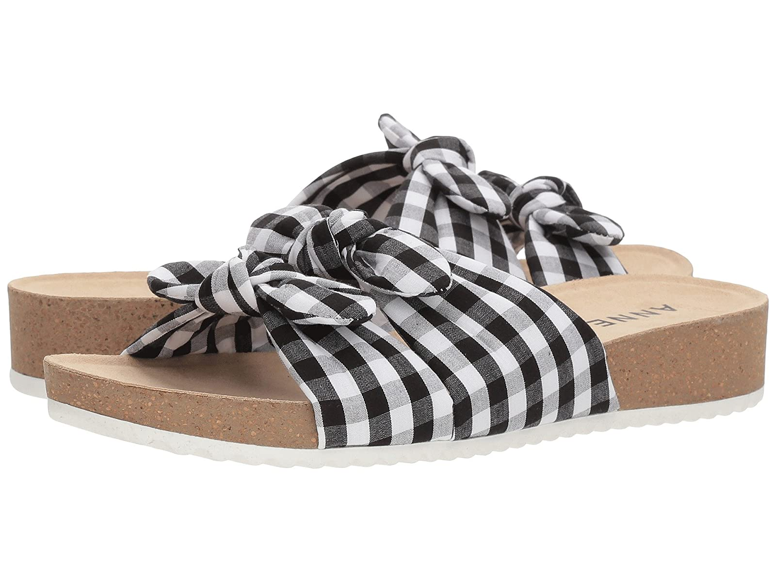 Anne Klein QuiltComfortable and distinctive shoes