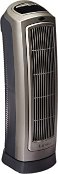 Lasko Ceramic Tower Heater with Digital Display & Remote Control
