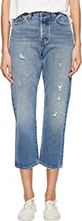 Levi's Plaid Wedgie Fit Straight Women's Jeans