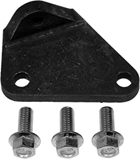 APDTY 028218 Exhaust Manifold To Cylinder Head Leak Repair Clamp Fits Front Right or Rear Left On 4.8L 5.3L 6.0L Engine On Escalade Avalanche Silverado Pickup Tahoe Express Van Denali Sierra Pickup Savana Yukon Hummer H2 (See APDTY-028253 For Other Side)