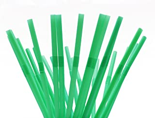 250 Flexible Drinking Straws (MINT)