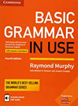 Basic Grammar in Use Student's Book with Answers and Interactive eBook: Self-study Reference and Practice for Students of American English