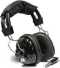 Fisher Stereo Headphones, Black