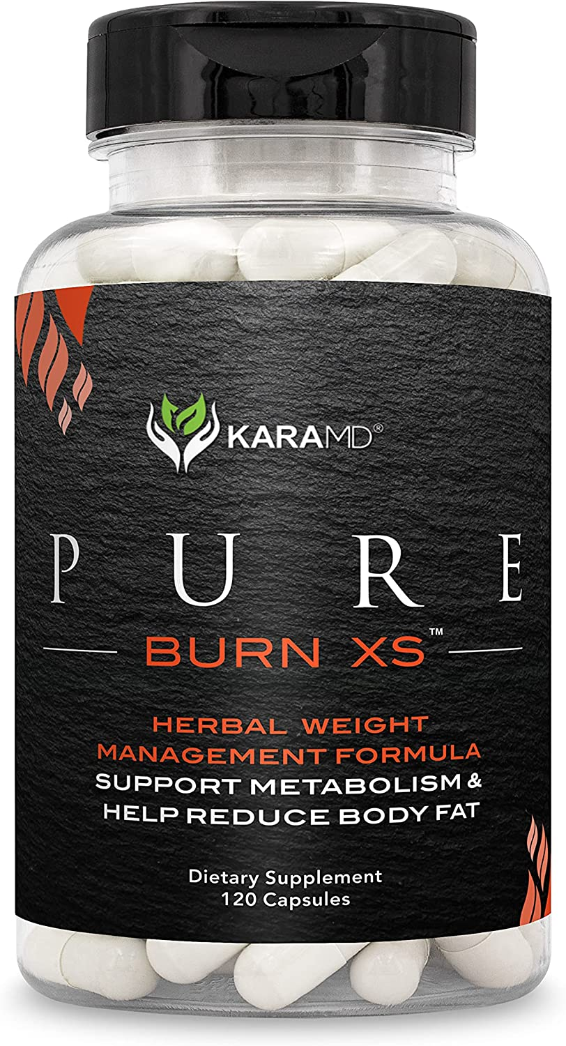 Super sale period Max 46% OFF limited KaraMD Pure Burn XS Dr Su Natural Management Formulated Weight