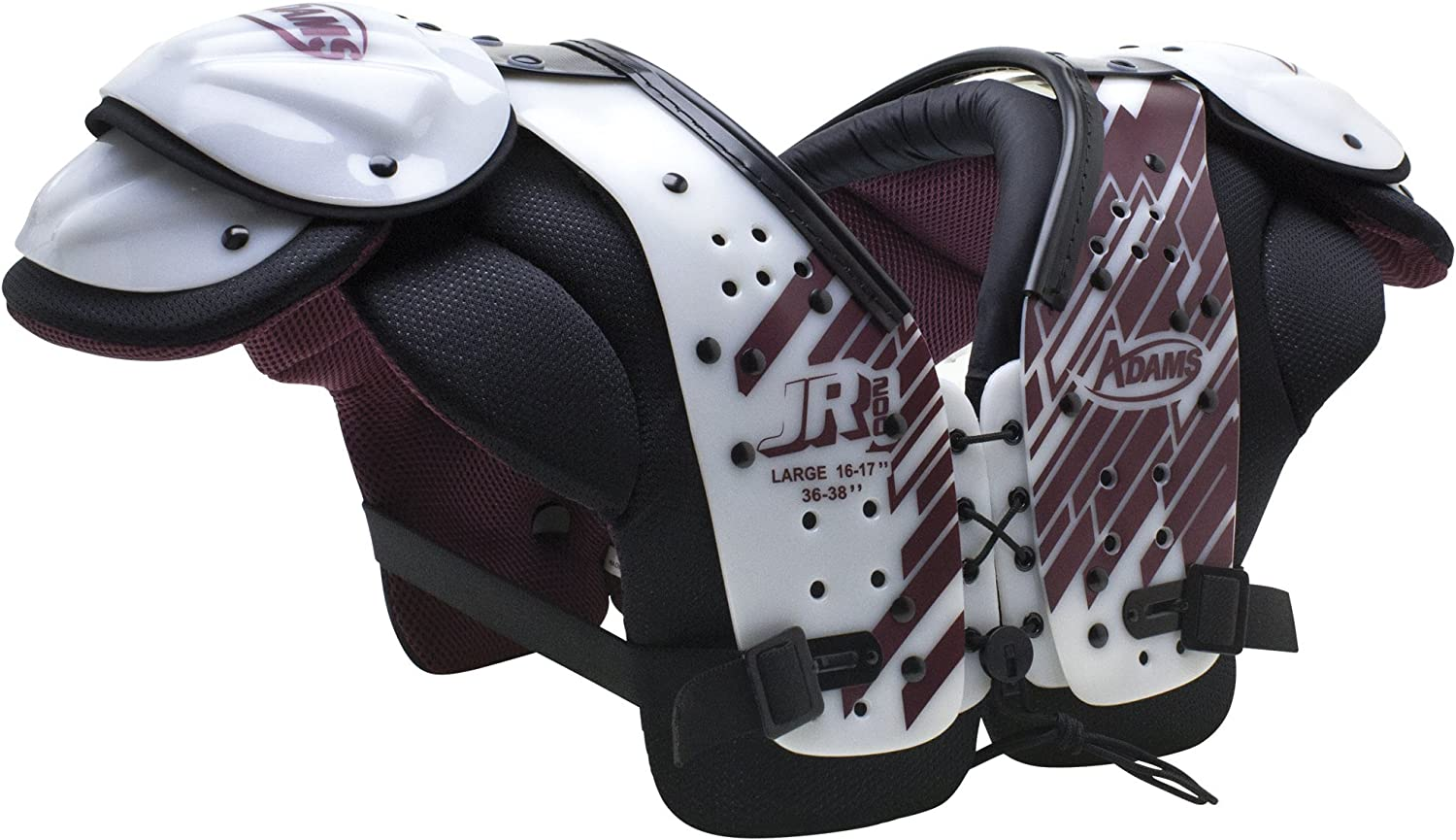 Adams USA JR200 Youth All Purpose Football Shoulder Pads : Sports & Outdoors