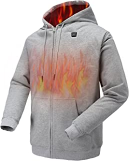 heated hoodie with battery