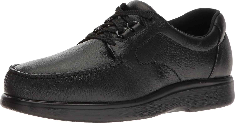 Men's SAS, Bouttime Lace up Shoes Black 11.5 W B018UACT3C  | Bevorzugtes Material