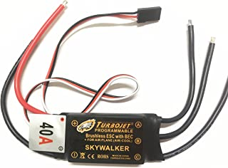 Turbojet Skywalker 2-3s 40A with UBEC ESC Electric Speed Controller for RC Quadcopter