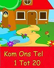 Kom ons Tel 1 tot 20 (Maddi Book 2) (Afrikaans Edition)