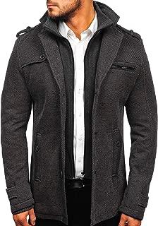 Uomo Giacca In Maglia Pullover Sweater Maglione Pullover A Maglia Men motivo Bolf 5e5 CAMO