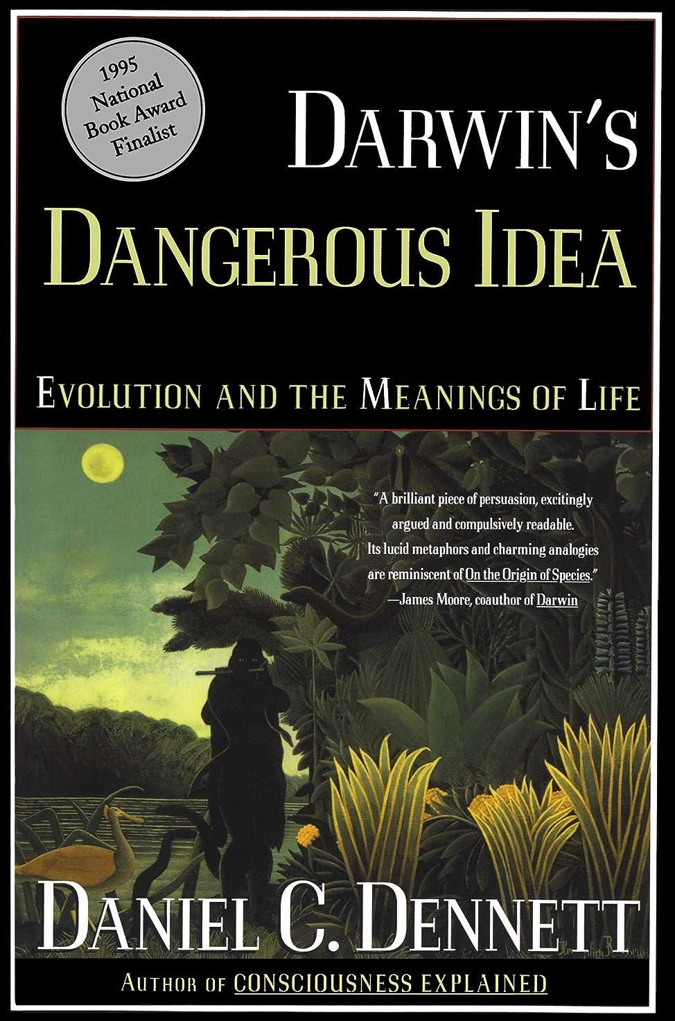 普遍的な感じる認証Darwin's Dangerous Idea: Evolution and the Meaning of Life (English Edition)