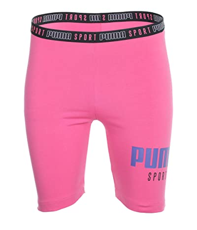 PUMA Sport Tight Shorts (Carmine Rose) Women