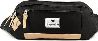 18330a3047 Sac Banane XL Noir par Nomalite | Sacoche Ceinture et imperméable,  Homme/Femme pour