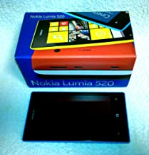 Nokia Lumia 520 8GB Unlocked GSM Dual-Core Windows 8 Smartphone - Blue