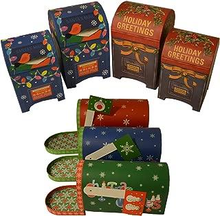 christmas mailbox gift boxes