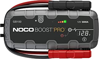 NOCO Boost HD GB150 4000 Amp 12-Volt Ultra Safe Portable Lithium Car Battery Jump Starter Pack For Up To 10-Liter Gasoline And Diesel Engines