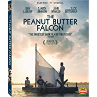 The Peanut Butter Falcon on Blu-ray