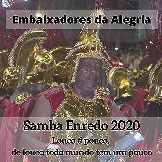 Louco É Pouco, de Louco Todo Mundo Tem um Pouco (Samba Enredo 2020) (Ao Vivo)