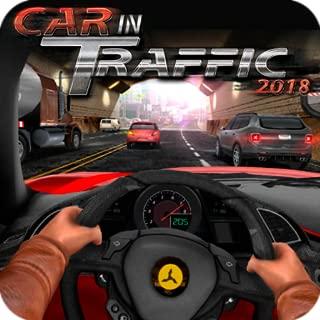 Car In Traffic 2018
