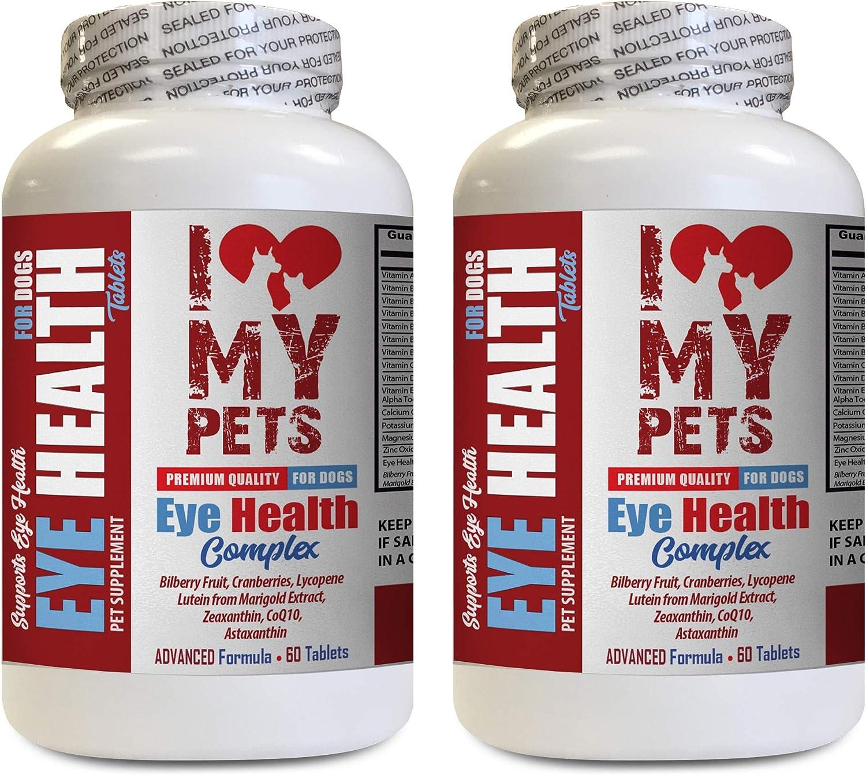 Fashionable I LOVE MY PETS LLC Long-awaited Dog - Health antioxidant Eye Supplements