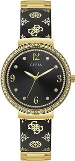 ساعة جيس للنساء كوارتز مع سوار من الستانلس ستيل - فضي، 16 موديل GW0252L2