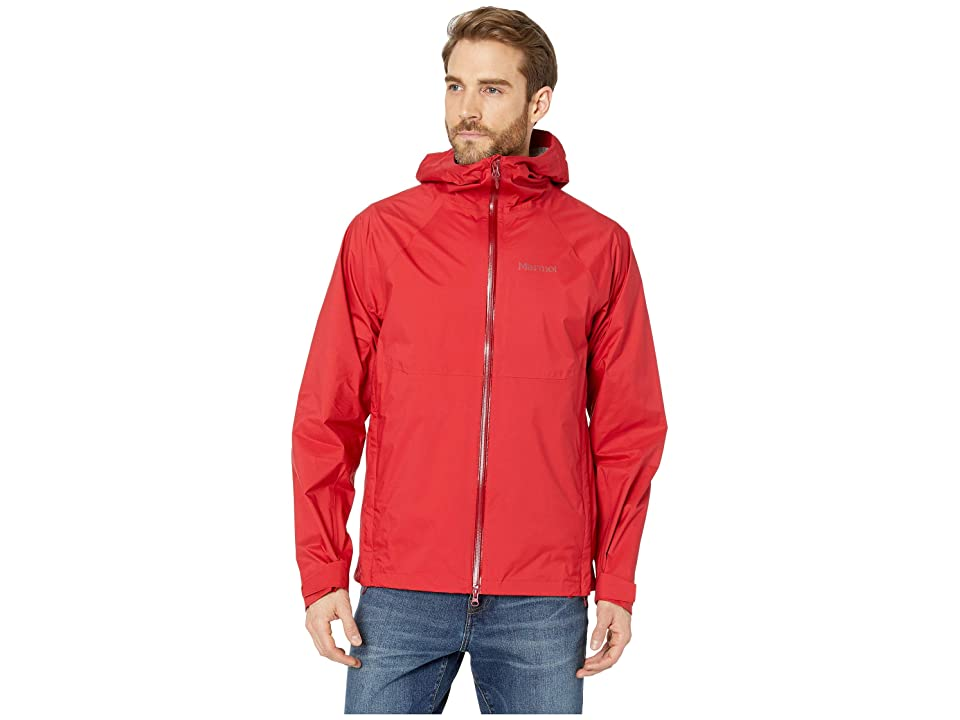 Marmot PreCip(r) Stretch Jacket (Team Red) Men