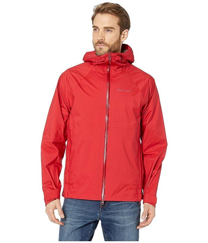 Marmot PreCip(r) Stretch Jacket (Team Red) Men