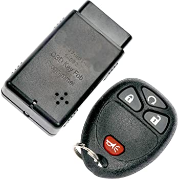 OE FIX Black Dorman 99160 Keyless Entry Transmitter for Select Chevrolet//GMC Models