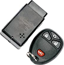 Keyless2Go New Keyless Entry with Remote Start Car Key Fob for Select Vehicles with 15114374 KOBGT04A 2 Pack