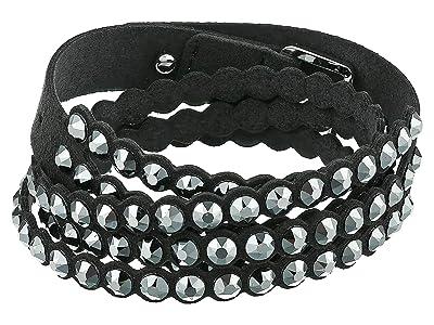Swarovski Power Collection Bracelet (Jet Hematite) Bracelet