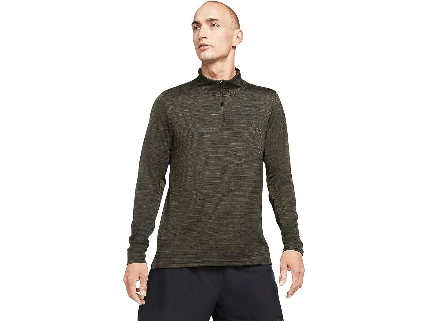 Nike Big & Tall Dry Superset Top Long Sleeve 1/4 Zip