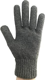 possum and merino gloves