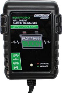 Extreme Max 1229.4029 High Efficiency Wall Mount Battery Maintainer