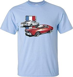 AMX T-Shirt American Motors AMC Rambler Javelin Maverick T-Shirt