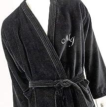 Albornoz para hombre personalizados, kimono con monograma,