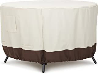 Best large round patio furniture cover Reviews