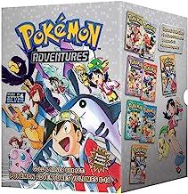 Pokémon Adventures Gold & Silver Box Set (set includes Vol. 8-14) (Pokemon) PDF