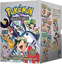 Pokémon Adventures Gold & Silver Box Set (set includes Vol. 8-14) (Pokemon)